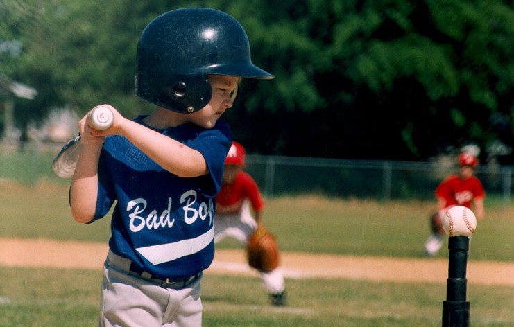 T-Ball/Wee Ball - Lincoln County Parks & Recreation
